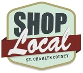 Shop Local St. Charles County logo