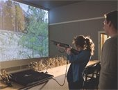 Rent the new Marksman Training Simulator at the Heritage Museum for an unforgettable experience.