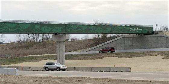 Great Rives Greenway Centennial Greenway Bridge