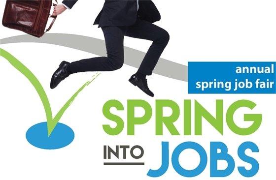 Spring into Jobs Fair
