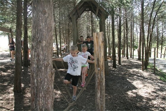 The Certified Nature Explorer Classroom at Towne Park attains recertification status.