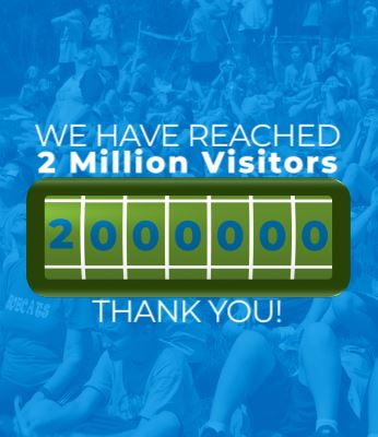 Parks Reaches 2 Million Visitors