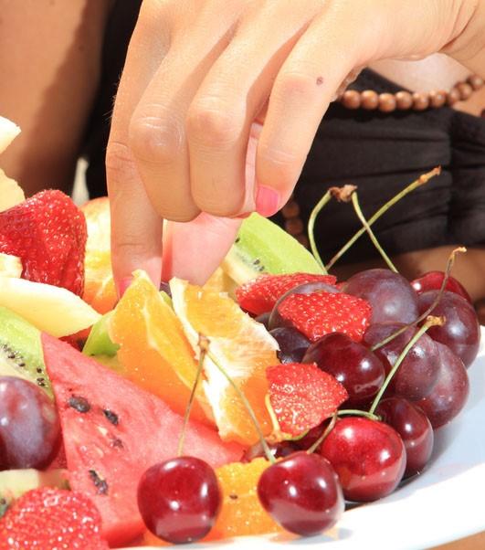 Choose Red Fruit